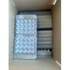 Упаковка для перепелиных яиц  1200 шт./4,7 руб.