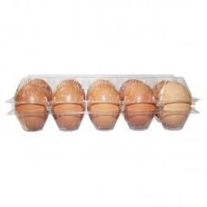 Бокс на куриных 10 яиц ПЭТ  5 руб.