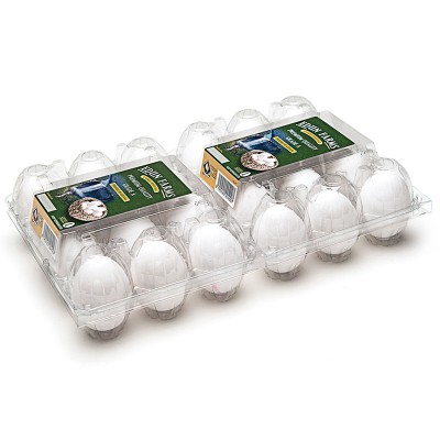 Упаковка для яиц Ovotherm Showcase 2x12