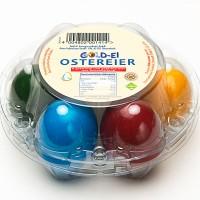 Упаковка для яиц цесарки