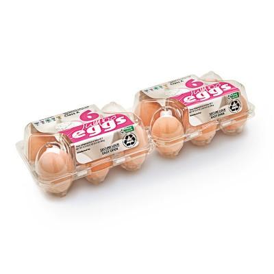 Упаковка для яиц Ovotherm Vision Jumbo 2x6