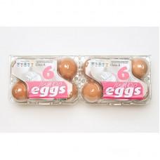 Упаковка для яиц Vision Jumbo 2x6