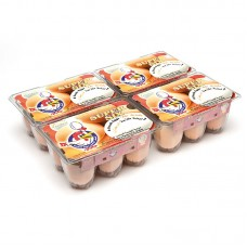 Упаковка для яиц Maxipack 4x6